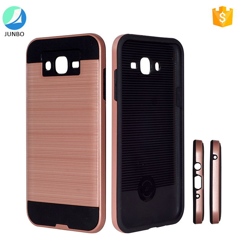2017 trending products phone accessories mobile tpu pc hard shell case for samsung J7