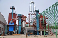 Higher performance gypsum powder production line in China