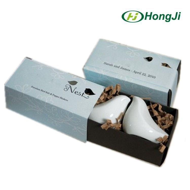 Folding Cardboard Removable Top Soap Packaging Cosmetic Paper Box