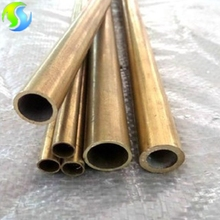 C38000 aluminium brass hollow tube for sale