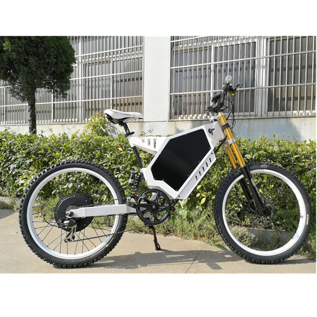 72V big mountain electric bicycle for our sport with 26ah LG battery ebike