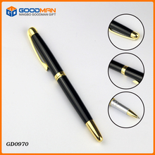 cheap price ball pen with keychain