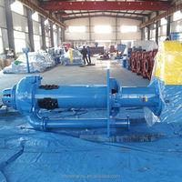 Made in China NZJA high efficiency rubber impeller circulating vertical sump pump