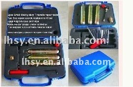 tyre repair kit for cars, motorcycles, etc