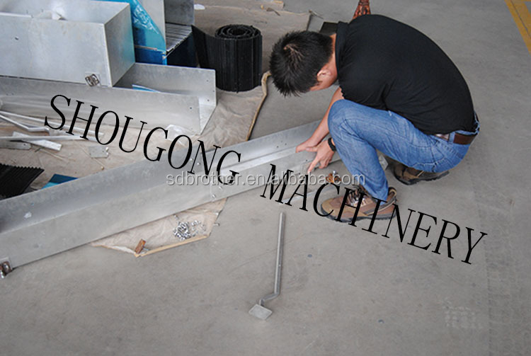 Portable Small Scale Gold Mining Sluice
