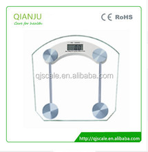 High Quality Digital Body Scale, Electronic Bathroom Weighing Scales for household