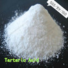 Factory supply high quality natural tartaric acid