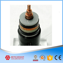 Overhead insulated power cable 120kv high voltage cable