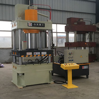 hydraulic heat press machine for composites SMC water tank panels