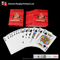 Customized Design Paper Printing Playing Cards