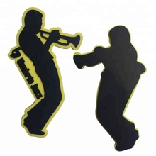 Custom Die Cut Shape Soft PVC Rubber Refrigerator Fridge Magnet