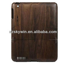2014 Newest walnut wooden cases for ipad covers