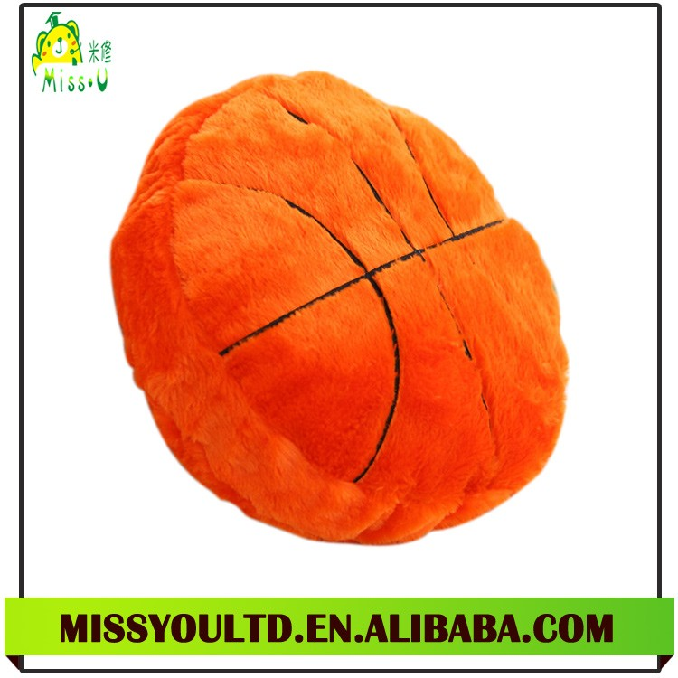 Stuffed Plush Custom Basket Ball