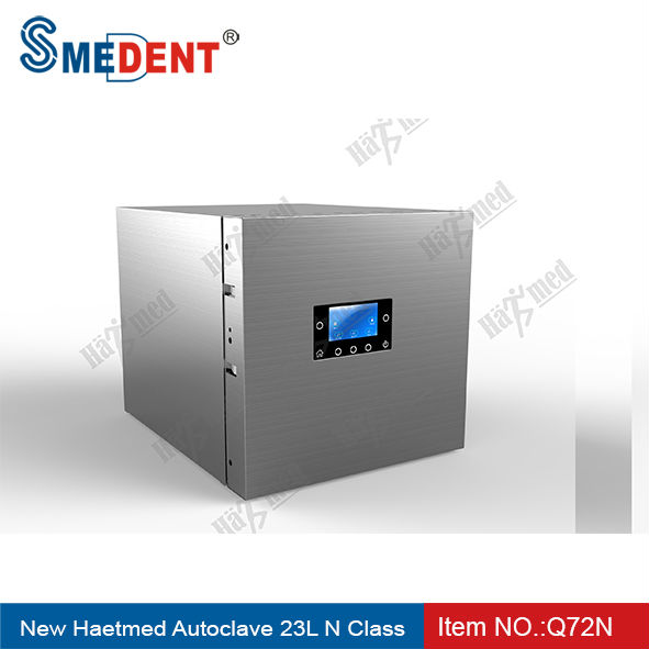 Hot Sell New German Quality Haetmend 23L Class N China Dental Autoclave Steam Sterilizer