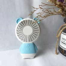 Portable And Rechargeable Handheld Personal Small Electric Battery Mini Fan