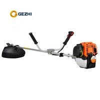 The professional gardening tools 4 stroke engine gx35 motor brush cutter