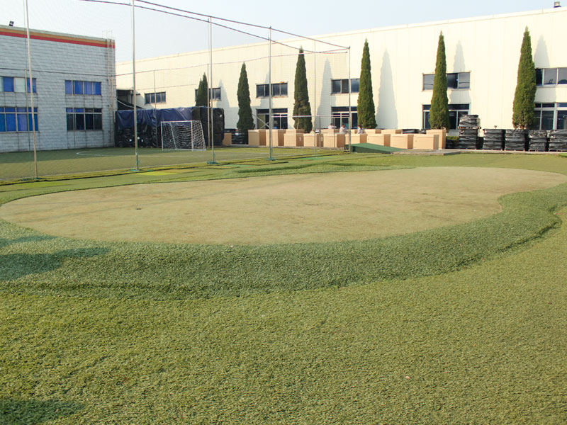 Golf Plastic Artificial Green Grass Mat