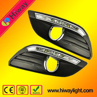2013 hot sale daytime running light for Ford Focus 2009-2012 auto led day light