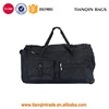 Oem Accept Portable Rolling Wheeled Tote Duffle Bag Carry On Luggage Travel For Mans And Womans