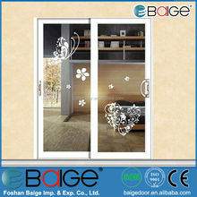 BG-AW9153 standard sliding glass door size for living room