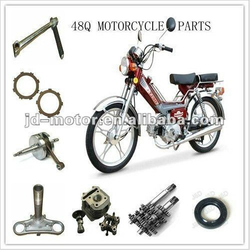 Chinese Cub Delta50 Parts