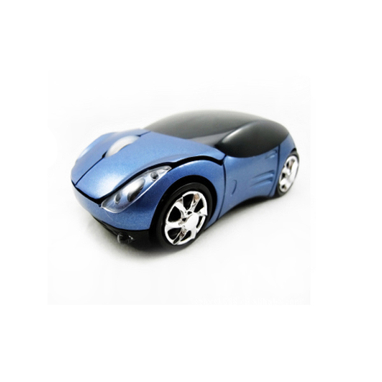 Factory sale unique design fashion car shape 2.4 HZ wireless mouse