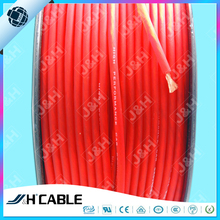 High performance BC auto battery cable 18awg translucent red PVC with factory price