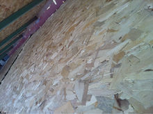 OSB---ORIENTED strand board