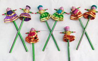 Wholesale 100 Pcs Lot of Puppet Pencils - Return b'dy gifts for kids