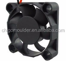 High quality of plastic injection molds for axial propeller making made in China