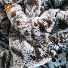 STABILE long hair luxury top quality garment faux fur fabric