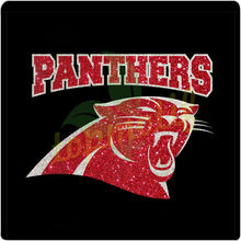 Glitter Panthers Hot Fix Motif With Wholesale Price In china