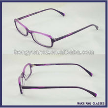 Stylish Decorative Lunettes Optical Acetate Frames in Shenzhen