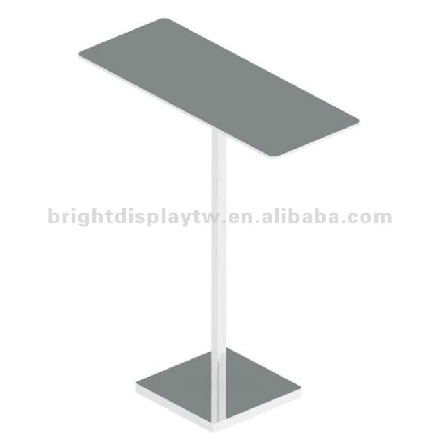 Shoe display riser stand for shop fitting/ Retail display stand for shoes/ Shoe risers