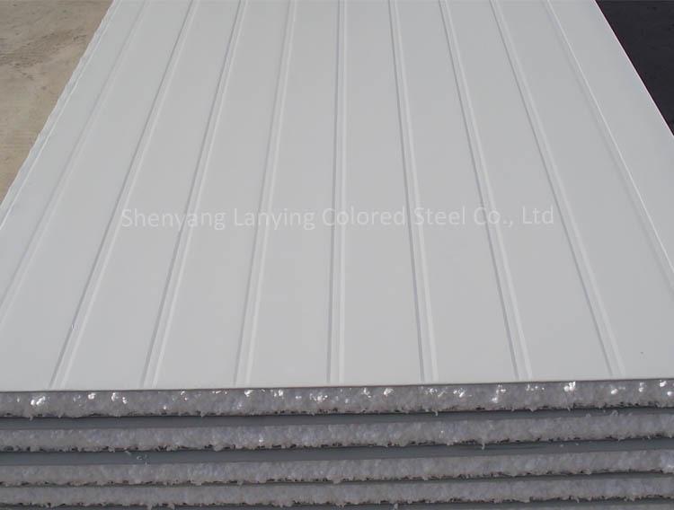 Interior Exterior Eps Sandwich Panel Eps Foam Wall Metal Panel Buy Metal Pa