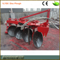 1LY(SX)-425 tractor hydraulic reversible plow
