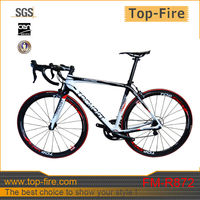 (In stock)2013 new design and hot selling T800 Toray EN standard carbon fiber bike frame & carbon fiber road bike for sales
