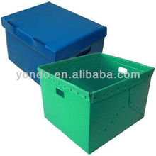 2mm, 3mm, 4mm, 5mm PP Corflute Box Corflute Containers Corflute Totes