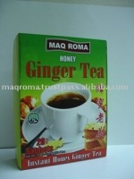MAQ ROMA Honey Ginger tea