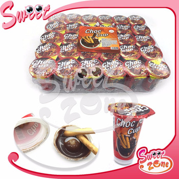 Sweet Zone Small Chocolate Biscuit Cup
