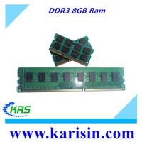 Low price laptop/desktop memory ram ddr3 8gb 1333mhz 1600mhz in good condition