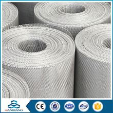 Different Type Of 250 Micron Security Solid Stainless Steel Wire Mesh