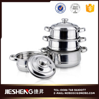 Elegant various stainless steel hot pot