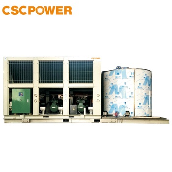 cscpower 15T Top-Quality Edible industrial Flake ice maker