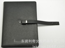 Notebook with USB driver bungee (LK-notebook-006)