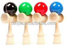hardwood wooden kendama / kendama game / kendama toy