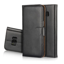 Classical Magnet Wallet Clip Leather Flip Cover Case For Samsung Galaxy S8 Plus