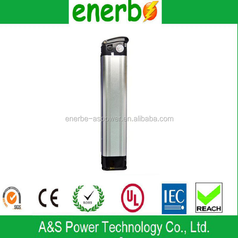 Alibaba China rechargeable LiFePO4 battery 24V,10A e-bike l ev li-ion battery pack