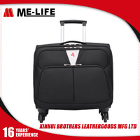 Nylon Business 4 Wheels Trolley Bag