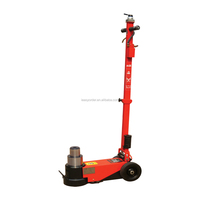 80t double folding pneumatic hydraulic jack